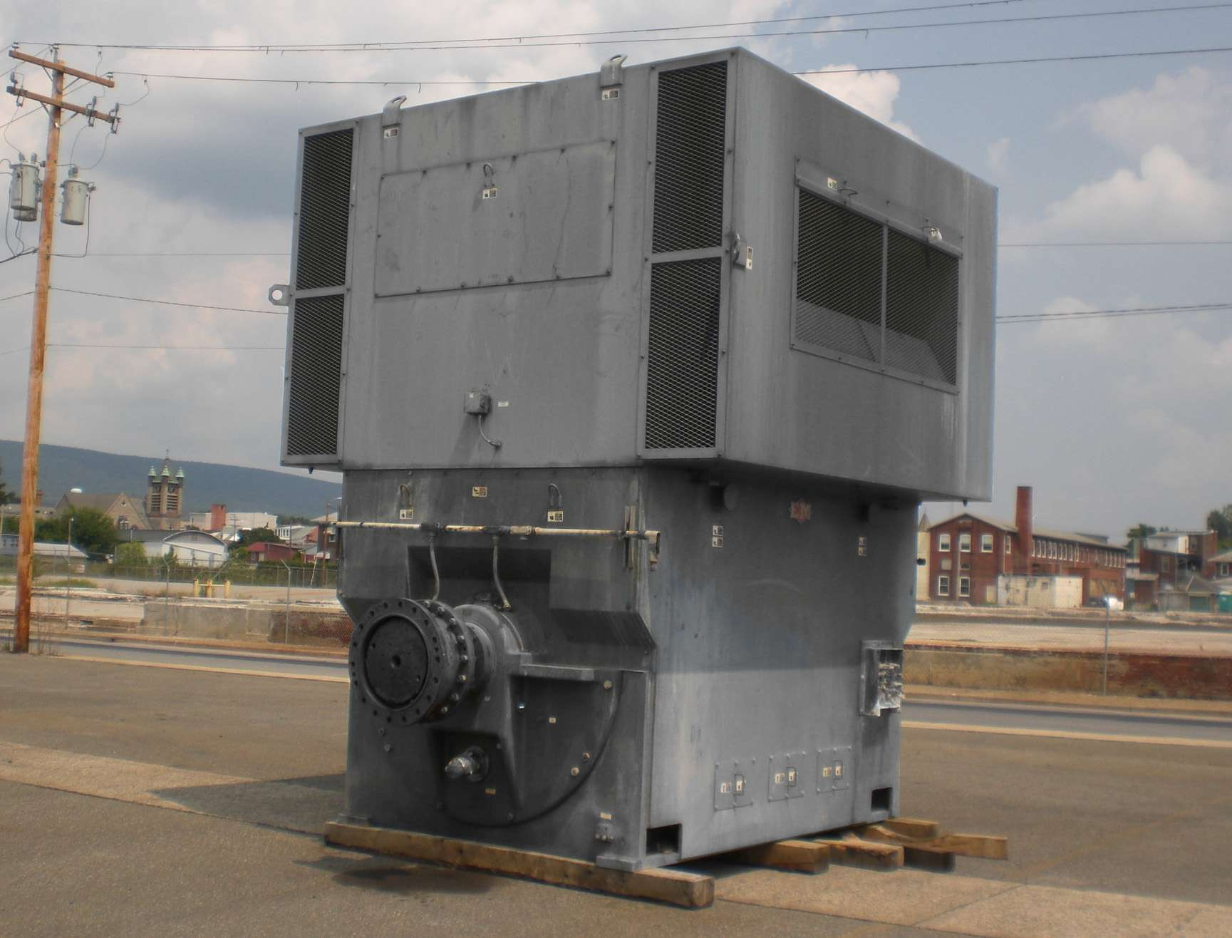 10 000 Hp 715 Rpm Induction Motor In Stock
